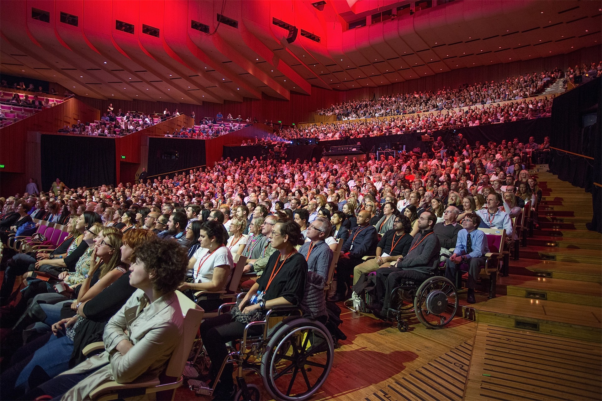 Photo: Richard Walters | TEDxSydney
