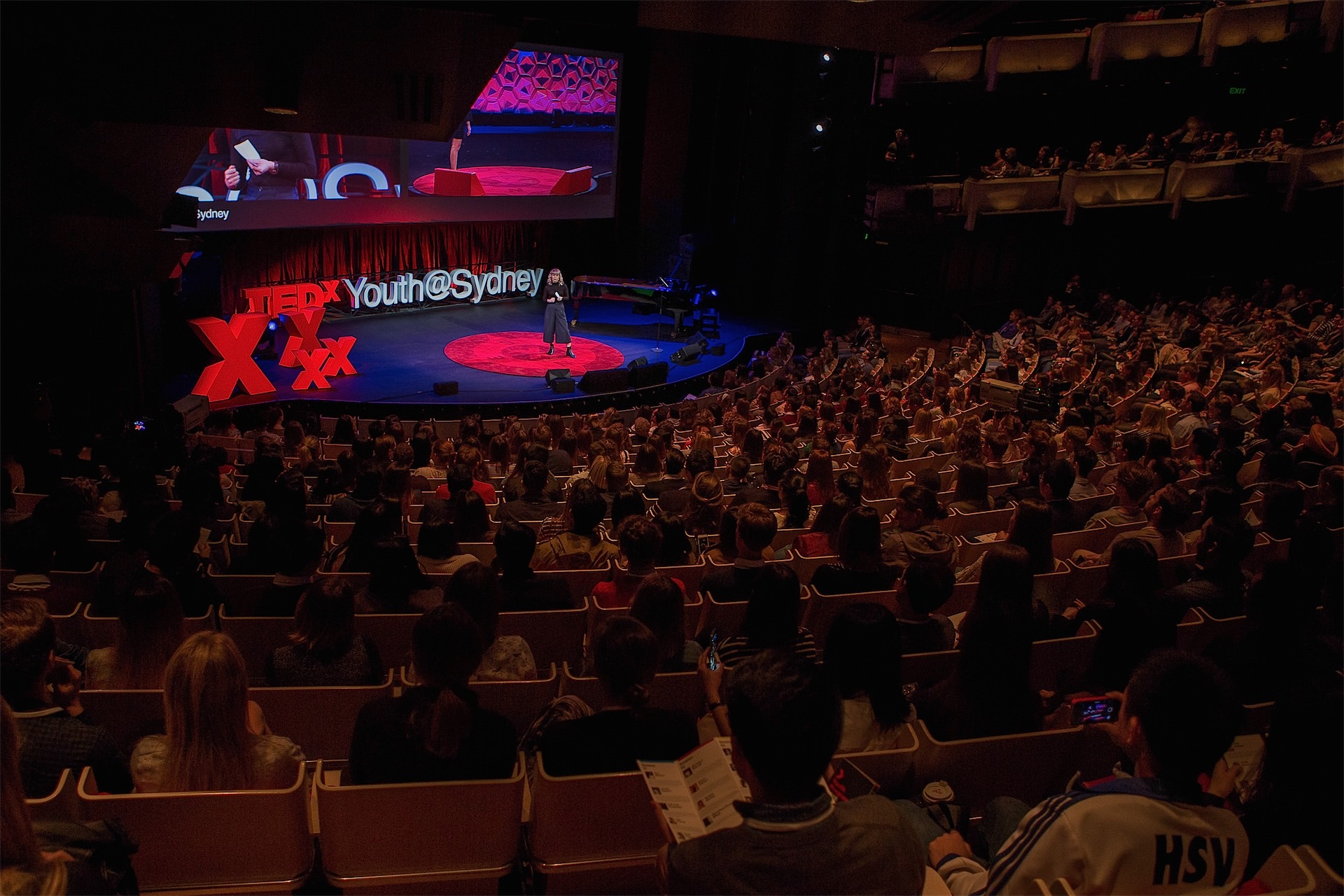 Photo: Michelle Dellis | TEDxSydney